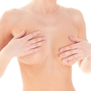 Переместить сосок на груди