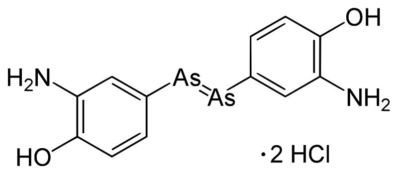 сальварсан формула