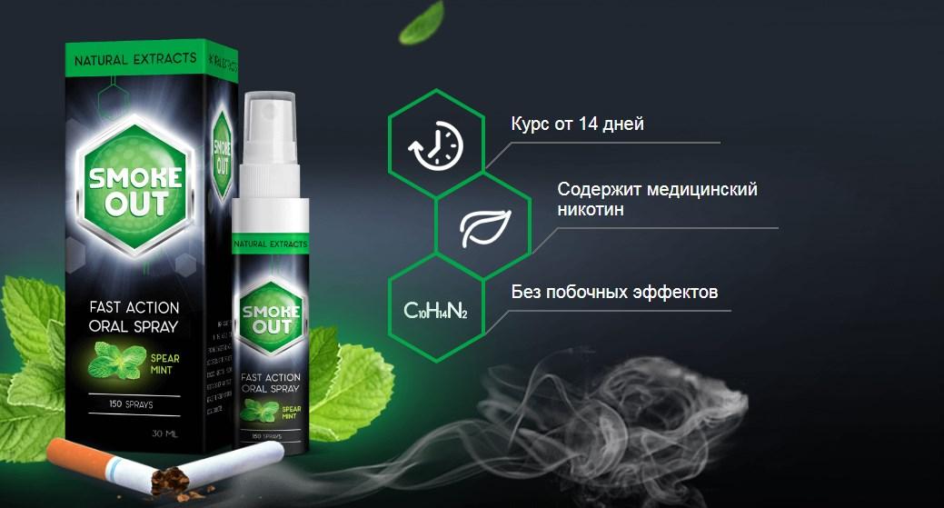 никотин спрей
