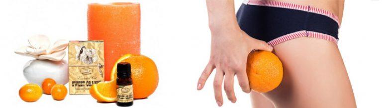 Апельсиновое масло от целлюлита применение в домашних условиях