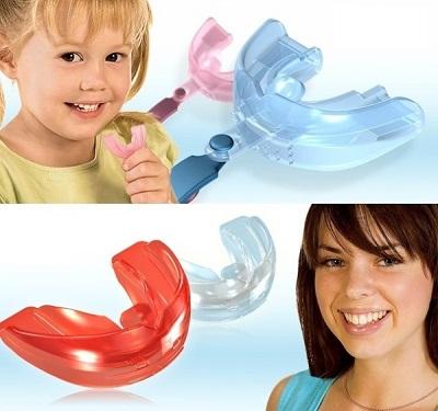 ортодонтические каппы для детей