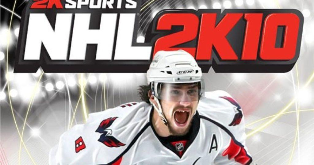 Овечкин игра НХЛ 2010